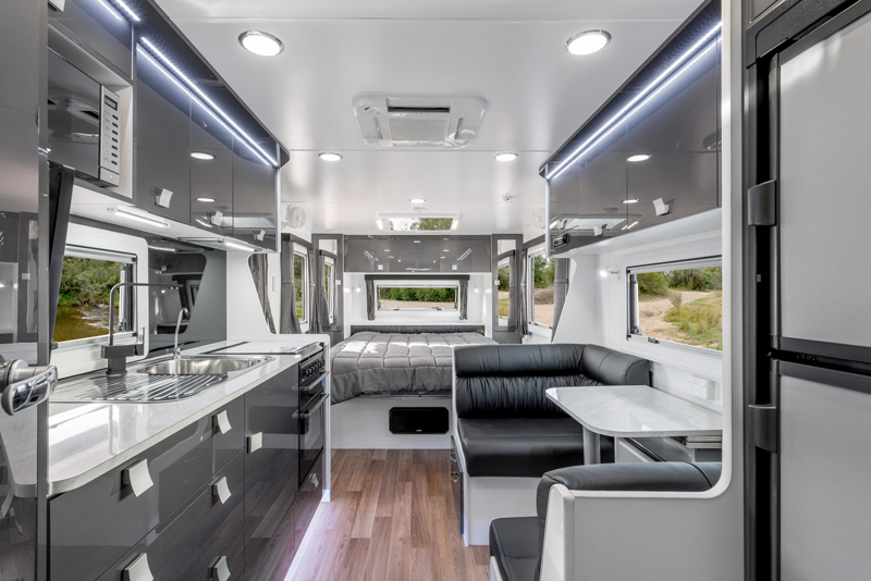 Ascot Concept Caravans Innovative And Stylish
